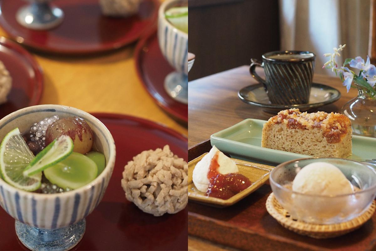 みのり菓子・プチフォロ、音シリーズ